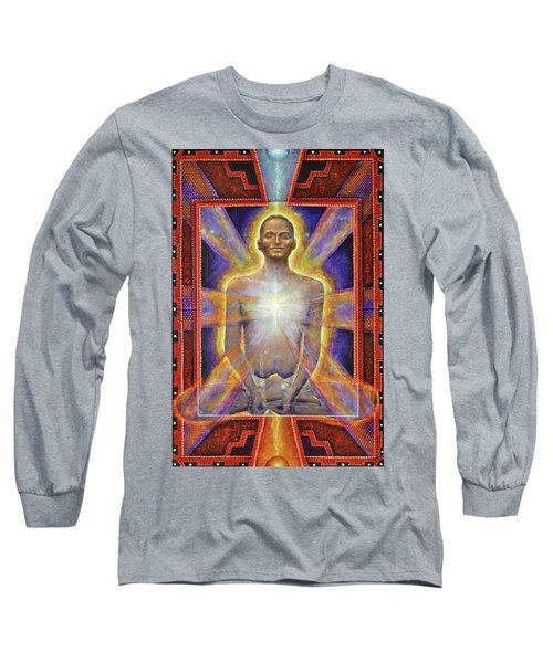 Temple Of The Soul Long Sleeve T-Shirt