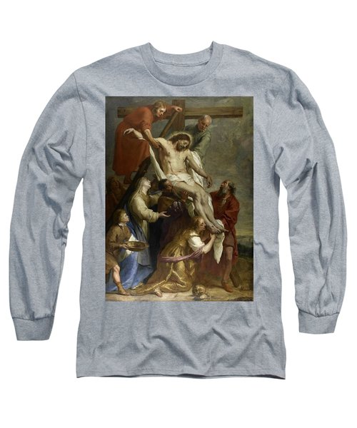 The Descent From The Cross Long Sleeve T-Shirt
