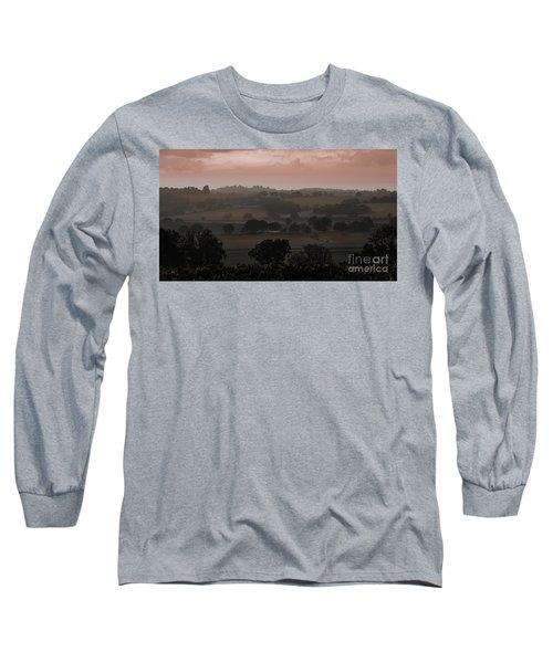 The English Landscape Long Sleeve T-Shirt