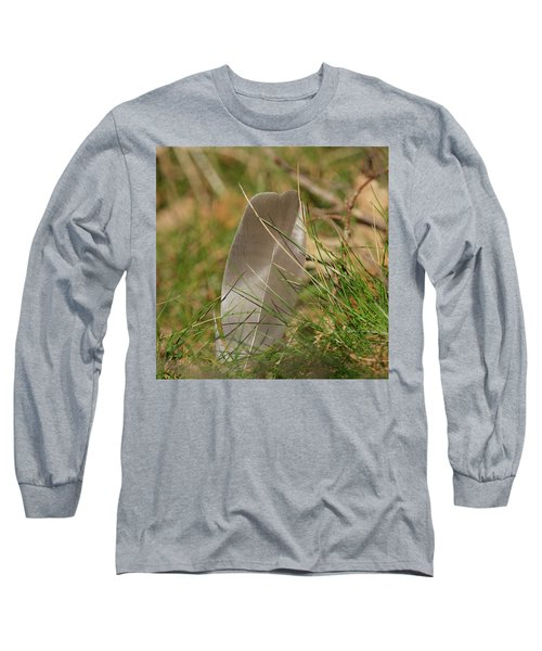 The Feather Long Sleeve T-Shirt