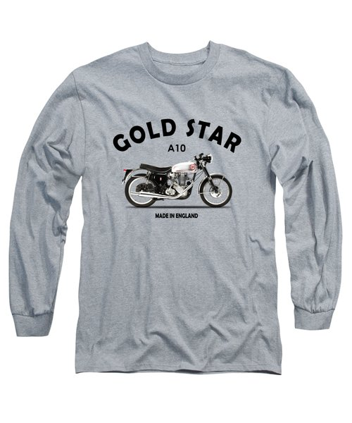 The Gold Star 1957 Long Sleeve T-Shirt