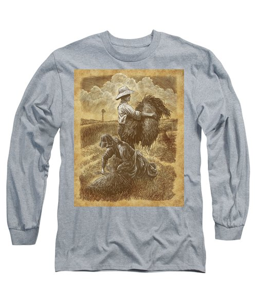 The Harvesters Long Sleeve T-Shirt