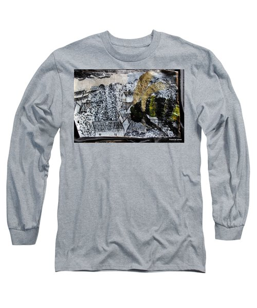 The Insects Watched Sensing They Were Next Long Sleeve T-Shirt