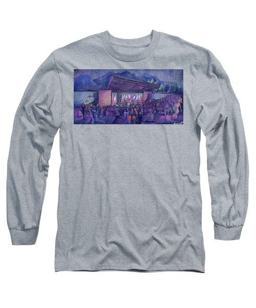 The Machine Long Sleeve T-Shirt