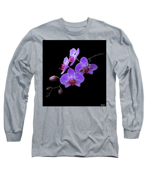 The Orchids Long Sleeve T-Shirt