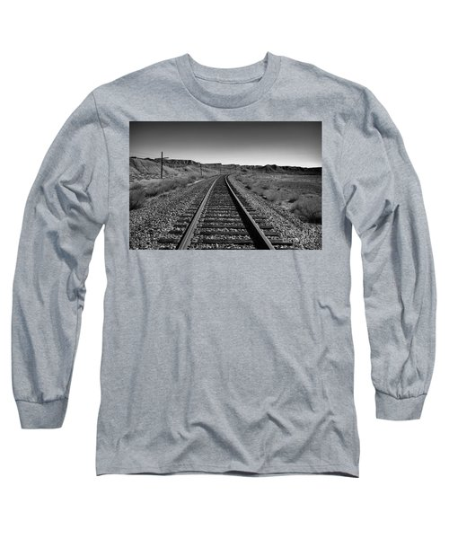 The Path In Desolation Long Sleeve T-Shirt