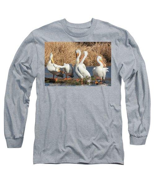 The Pelican Gang Long Sleeve T-Shirt