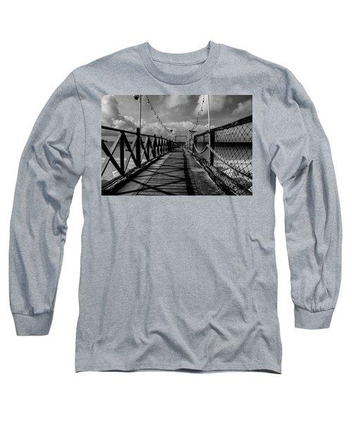 The Pier #2 Long Sleeve T-Shirt