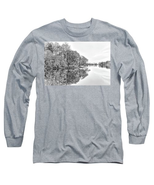 The Point At Coosaw Plantation Long Sleeve T-Shirt