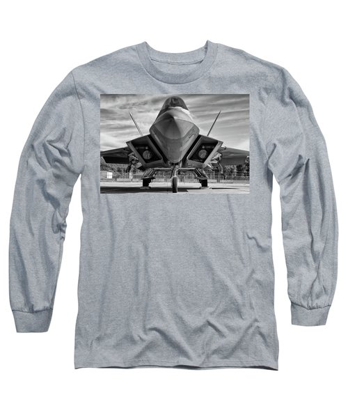 The Raptor Waits Long Sleeve T-Shirt