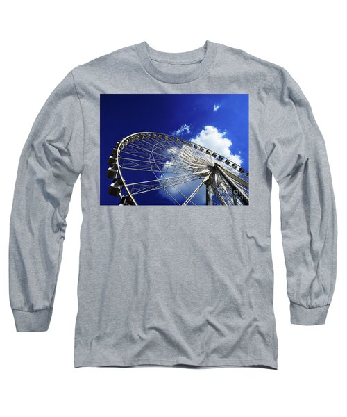 The Ride To Acrophobia Long Sleeve T-Shirt