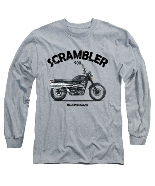 The Scrambler 900 Long Sleeve T-Shirt