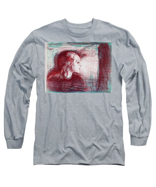 The Sick Child - Digital Remastered Edition Long Sleeve T-Shirt