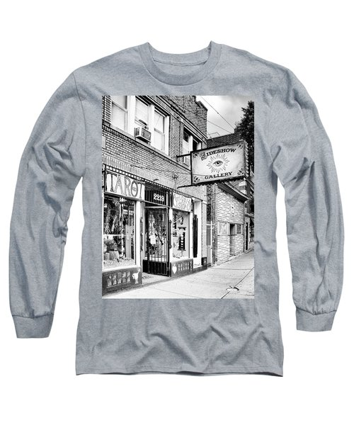 The Sideshow Mystery Bucktown Long Sleeve T-Shirt