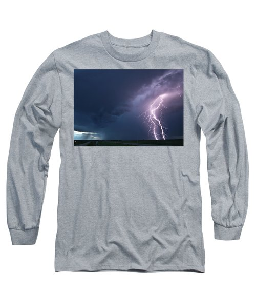 The Sky Is Alive Long Sleeve T-Shirt