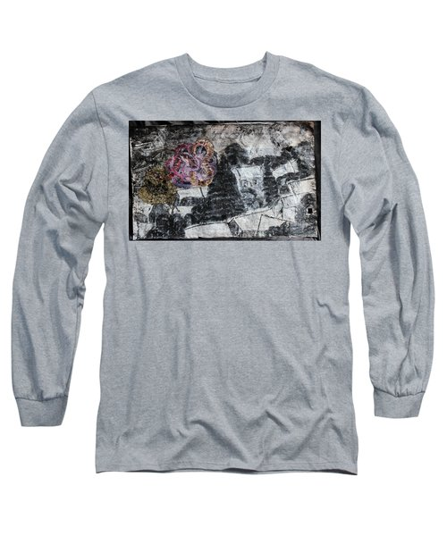 The Slow And Winding Tale Of Destruction Long Sleeve T-Shirt