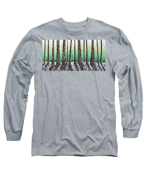 Look Beyond The Shadows Long Sleeve T-Shirt