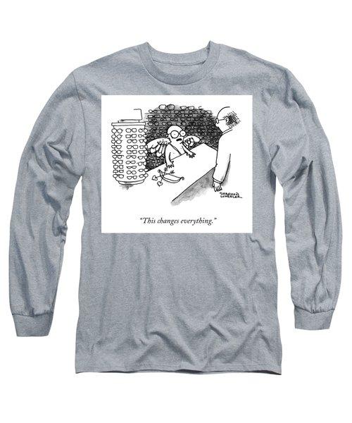 This Changes Everything Long Sleeve T-Shirt