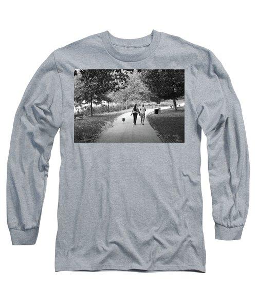 Threes A Company Long Sleeve T-Shirt