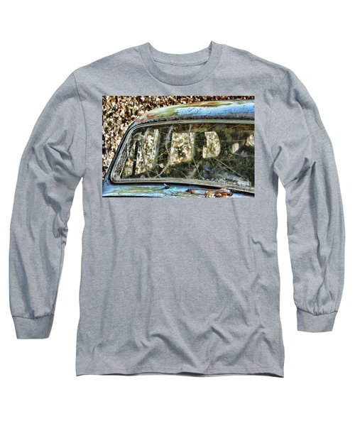 Through The Windshield Long Sleeve T-Shirt