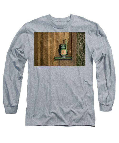 Through Wheat Long Sleeve T-Shirt