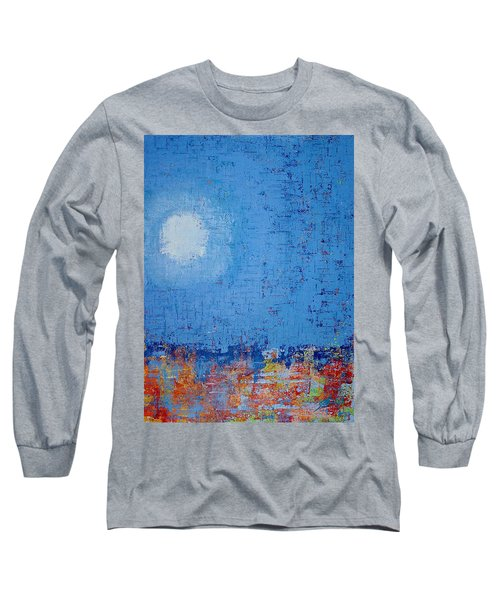 Tidepool Original Painting Sold Long Sleeve T-Shirt
