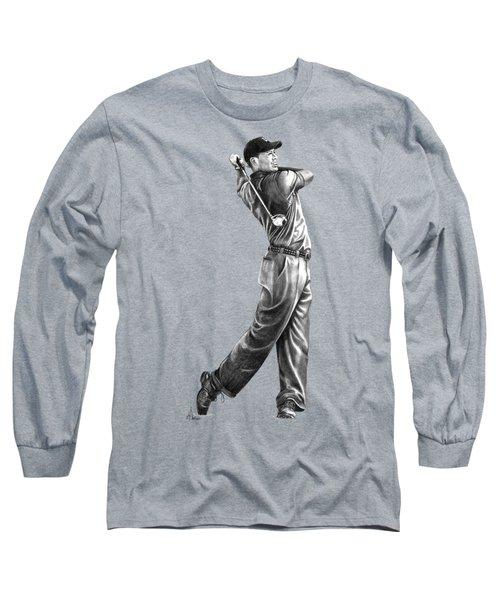 Tiger Woods Full Swing Long Sleeve T-Shirt