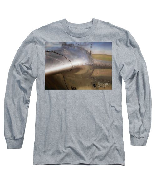 To Escape The Land Long Sleeve T-Shirt