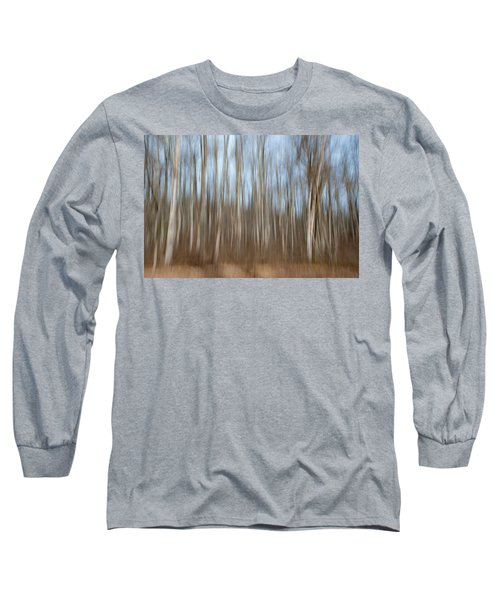 Trees In The Forest Long Sleeve T-Shirt