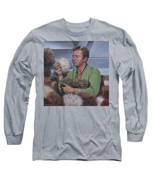 Tribble Trouble Long Sleeve T-Shirt
