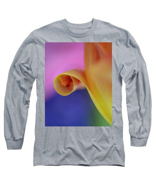 Tulip Close Up Long Sleeve T-Shirt