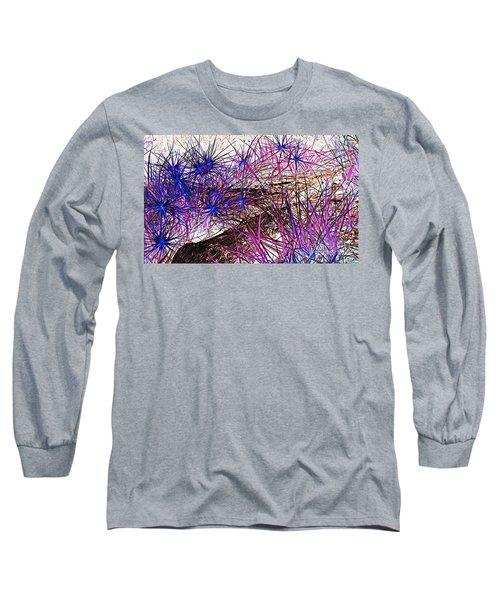 Tumbleweed And Driftwood Long Sleeve T-Shirt