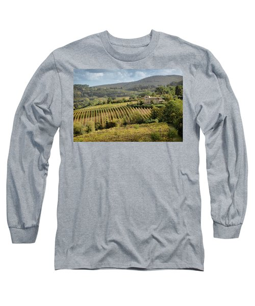 Tuscan Valley Long Sleeve T-Shirt