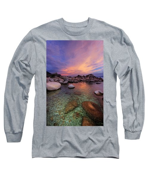Twilight Canvas  Long Sleeve T-Shirt