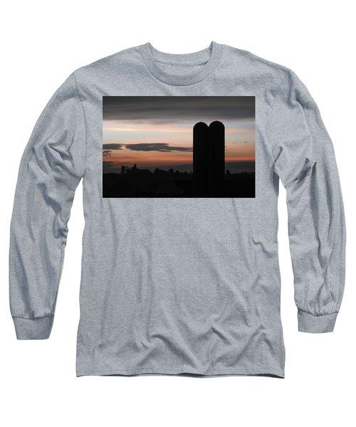 Twilight Silos Long Sleeve T-Shirt