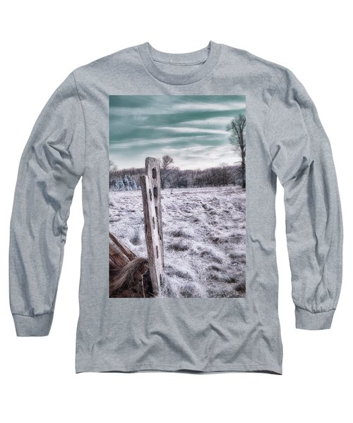 Two Posts Long Sleeve T-Shirt