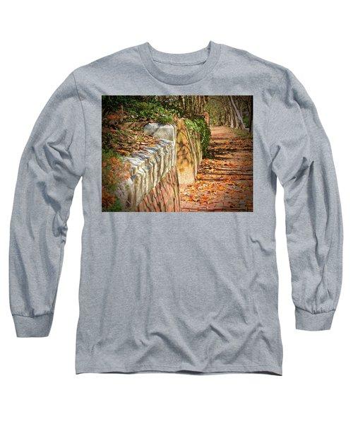 Untitled #8 Long Sleeve T-Shirt