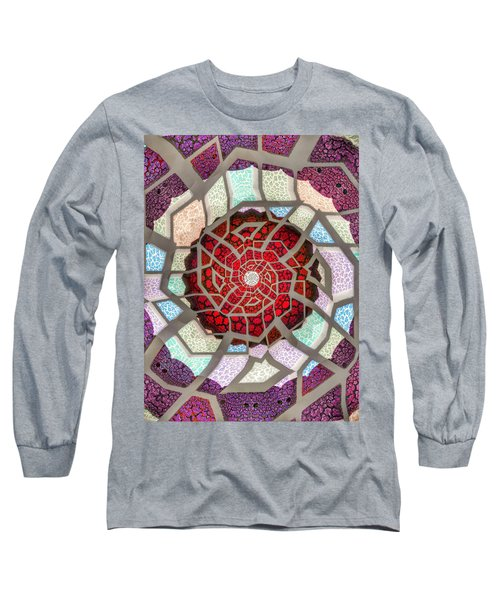 Untitled Meditation Long Sleeve T-Shirt