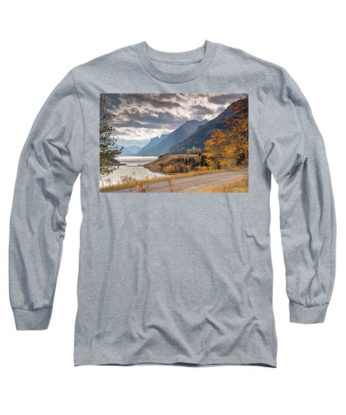 Upper Waterton Lakes Long Sleeve T-Shirt