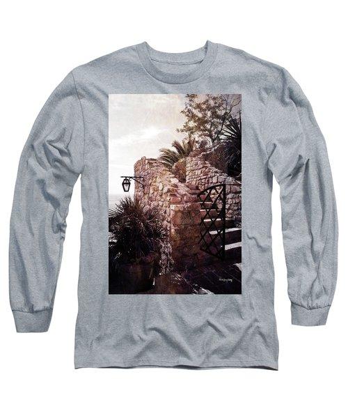 Long Sleeve T-Shirt featuring the photograph Vacation Mood by Randi Grace Nilsberg