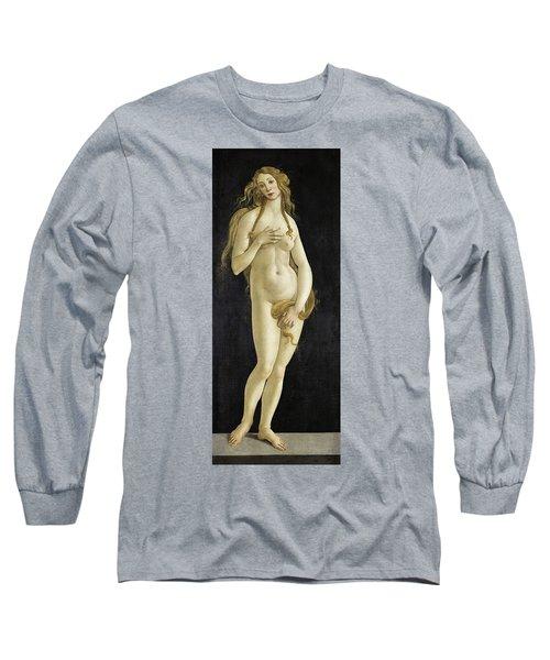 Venus, 15th Century Long Sleeve T-Shirt