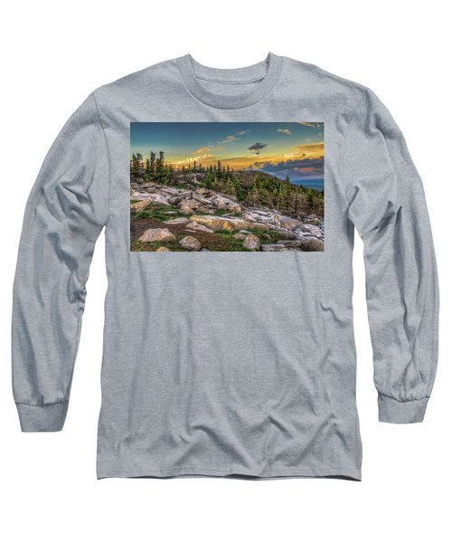 View From Dolly Sods 4714 Long Sleeve T-Shirt
