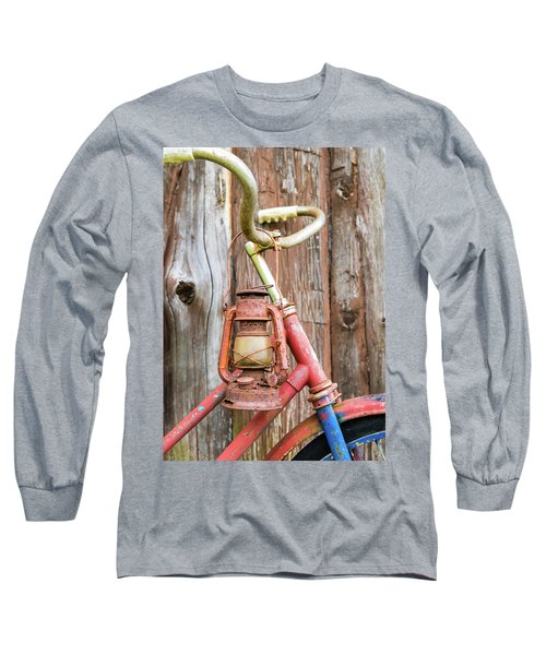 Vintage Bicycle Long Sleeve T-Shirt