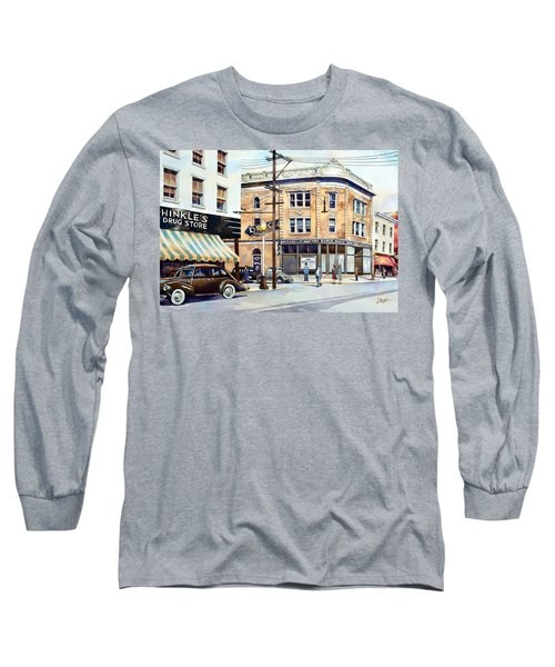 Vintage Color, Hinkle's Long Sleeve T-Shirt