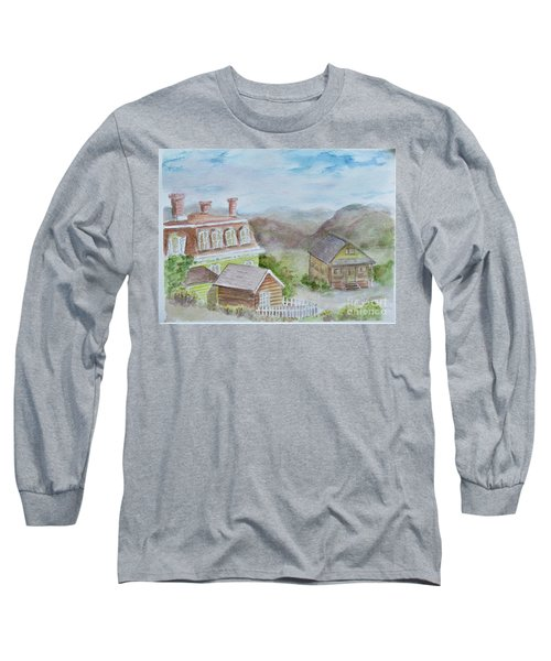 Virginia City Nevada Long Sleeve T-Shirt