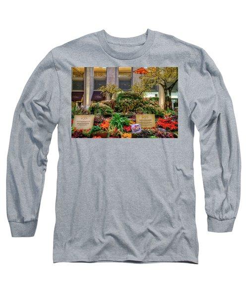 Vw Bug Planter Long Sleeve T-Shirt