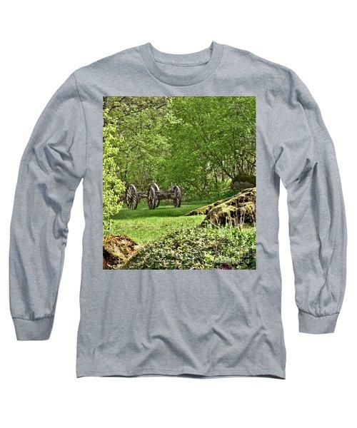 Wagon Wheels Long Sleeve T-Shirt