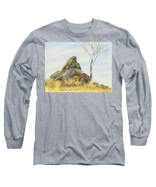 Waiting For Winter Long Sleeve T-Shirt