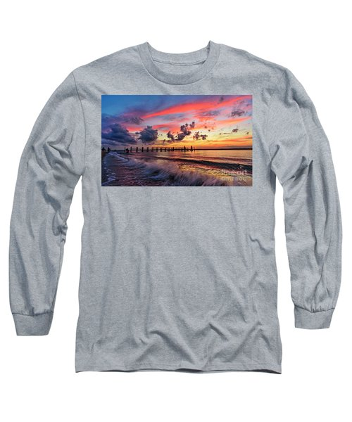 Wake Ripples Long Sleeve T-Shirt
