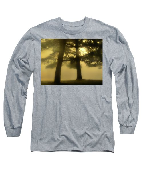 Waking From A Dream Long Sleeve T-Shirt